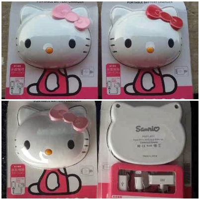 Power Bank Hello Kitty C 8000 mAh