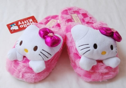 Sandal Rumah Hello Kitty C